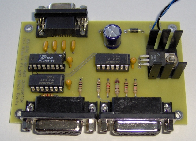 I/O bus adapter