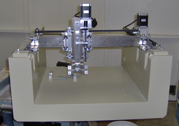 CNC project on 22 Jan 2015.
