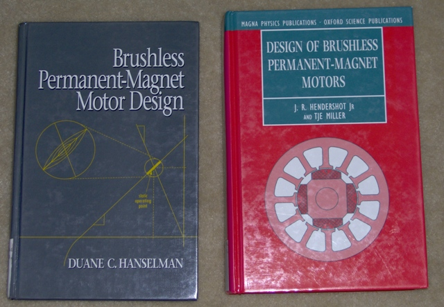 Motor engineering books